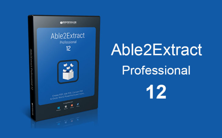 Able2Extract Professional 12