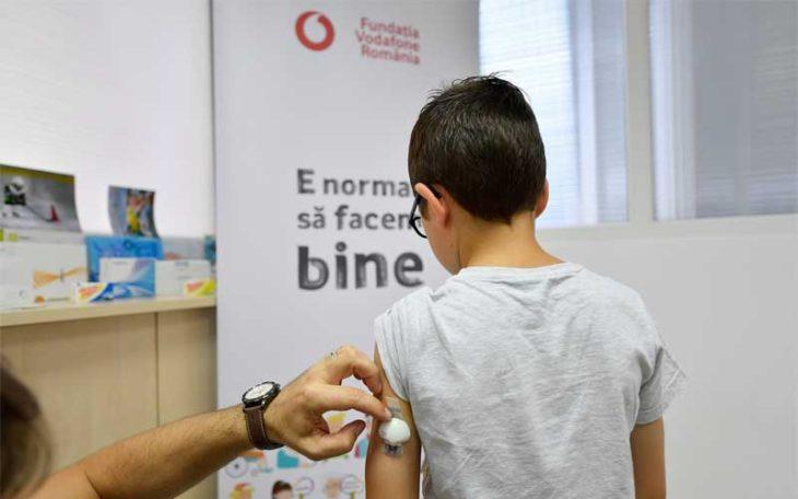 Primul Centru de telemedicină în diabetul pediatric din România
