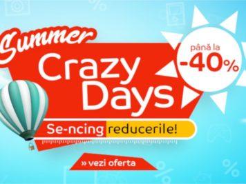 eMag Summer Crazy Days
