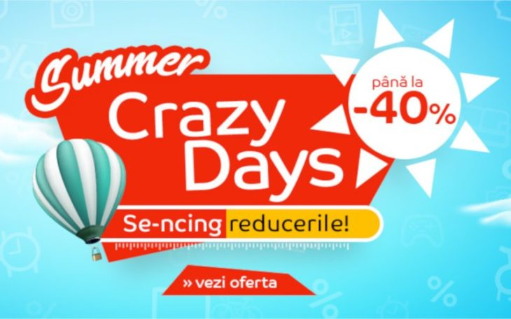 eMag Summer Crazy Days
