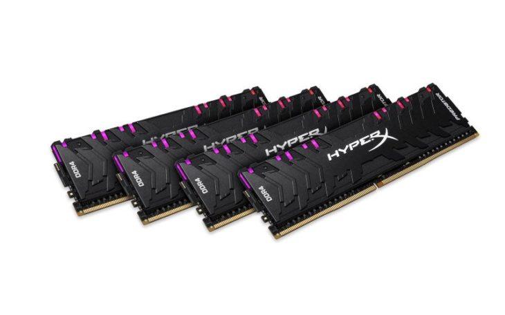 Memorie RAM DDR4 HyperX Predator RGB