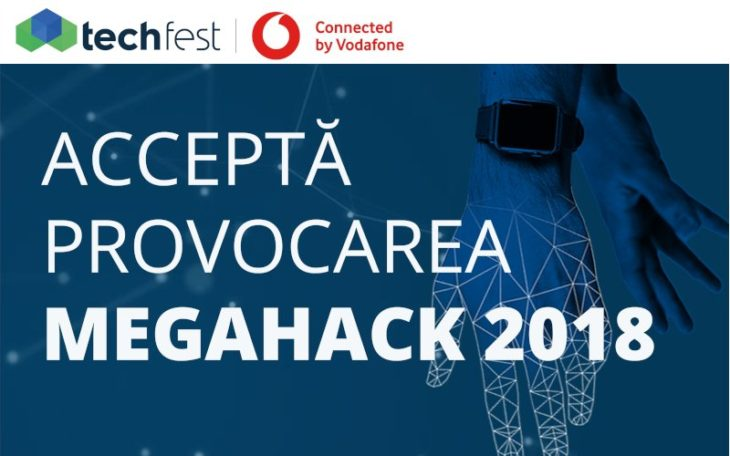 MegaHack - TechFest connected by Vodafone