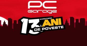 13 ani de PC Garage