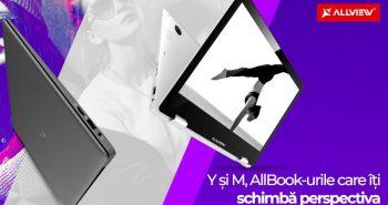 Allview AllBook Y și AllBook M