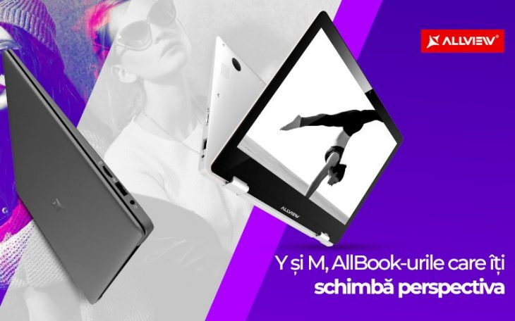 Allview AllBook Y și AllBook M