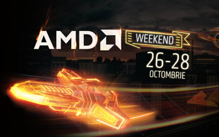 AMD Weekend de la PC Garage