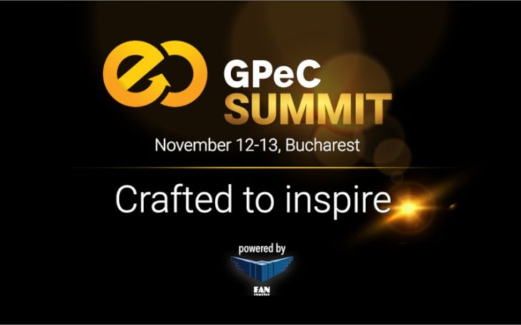 GPeC Summit - noiembrie 2018