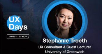 UX Days - Stephanie Troeth
