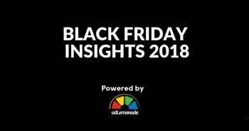 adLemonade - Black Friday Insights 2018