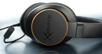 Căști de gaming Creative Sound BlasterX H6
