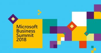 Microsoft Business Summit 2018