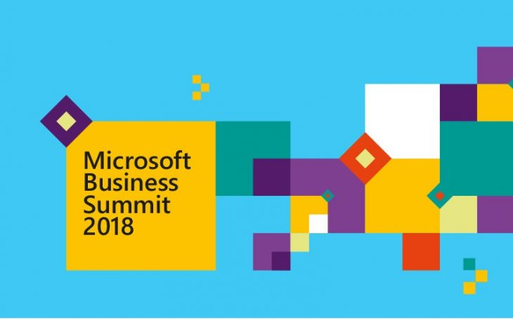 Microsoft Business Summit 2018