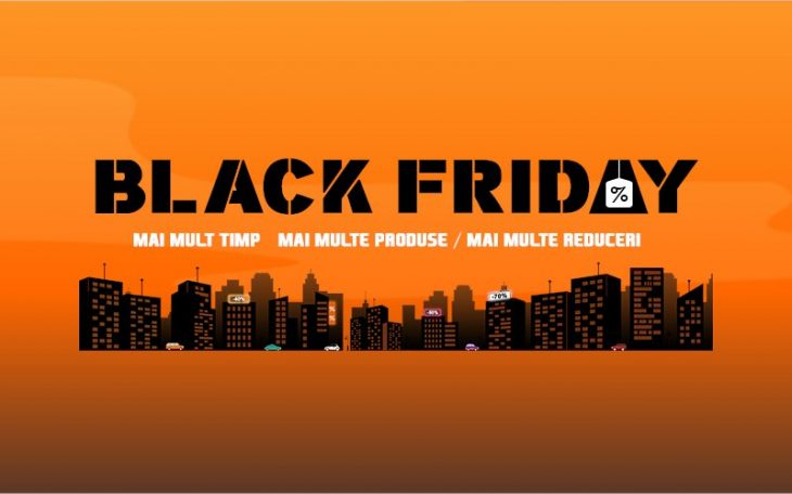 Black Friday la PC Garage