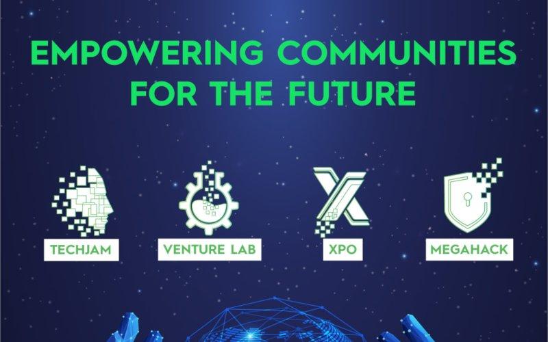 TechJam, Venture Lab, Expoziție și MegaHack