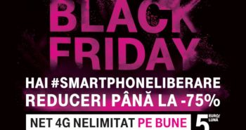 Black Friday 2018 la Telekom