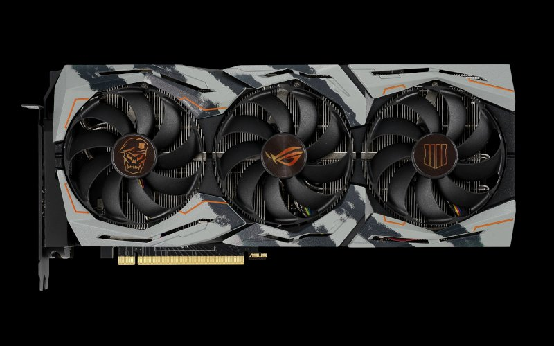 ROG Strix GeForce RTX 2080 Ti OC Call of Duty: Black Ops 4 Edition