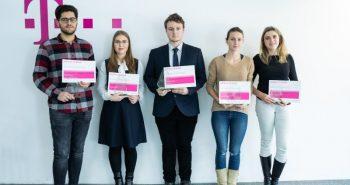 Câștigători Bursele Telekom