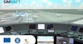 Simulator trafic aerian de la Simsoft