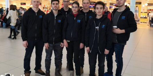 Echipa heRObotics din Timișoara