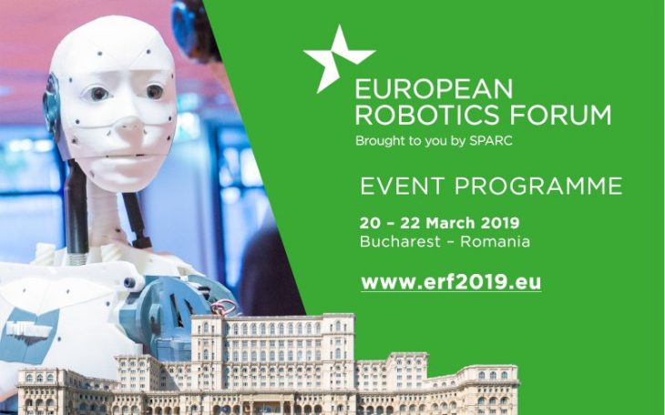 Forumul European al Roboticii 2019