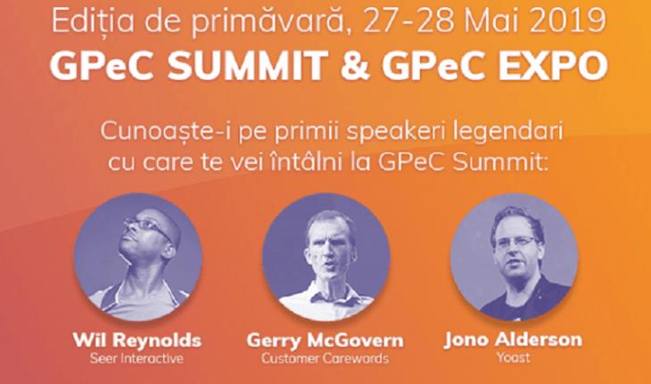 GPeC Summit - mai 2019