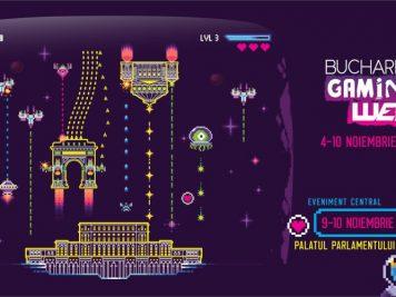 Bucharest Gaming Week - noiembrie 2019