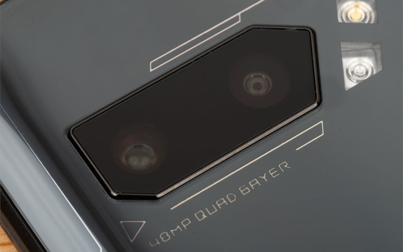 ASUS ROG Phone II - camera foto