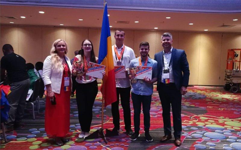 Elevii din România s-au situat de 2 ori pe primul loc și odată pe locul 3