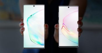 Galaxy Note 10 și Note 10+