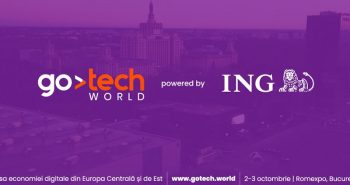 ING devine partenerul principal al GoTech World