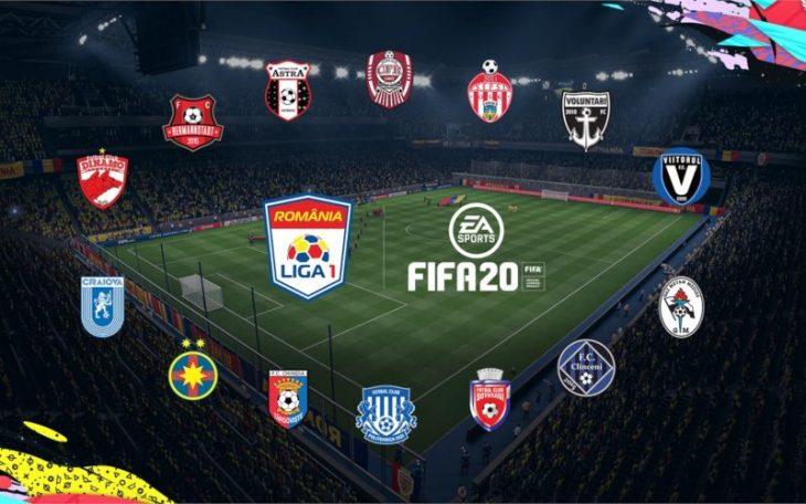 FIFA 20 include Liga I