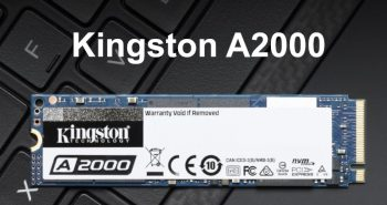SSD kingston A2000