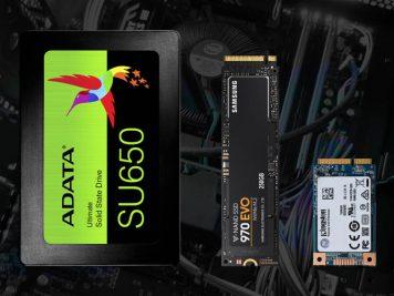 Modele SSD