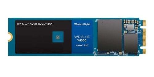 SSD WD Blue SN500