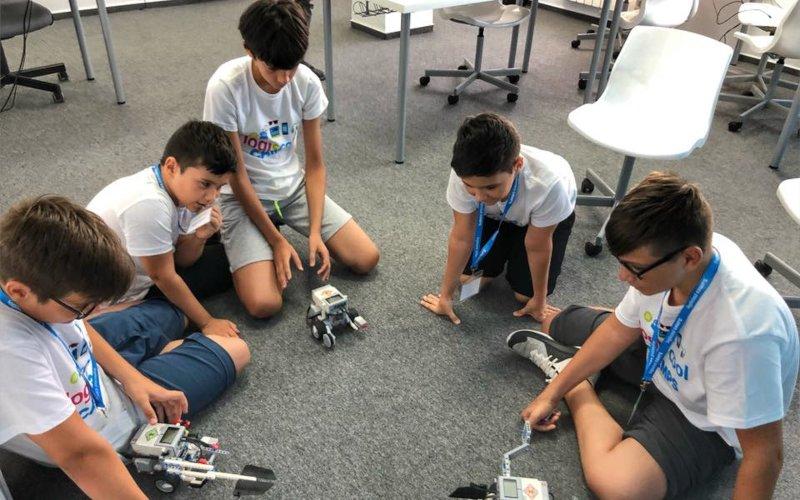 Cursuri robotică - Logischool