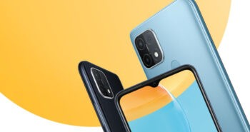 Smartphone OPPO A15