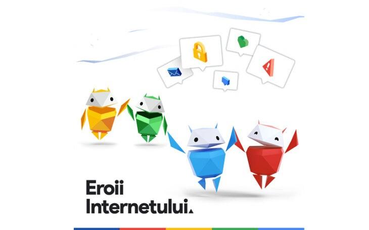 Competiția Națională Eroii Internetului