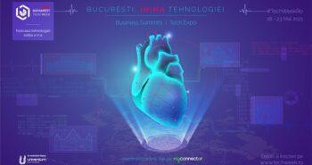 Bucharest Tech Week - Business Summits