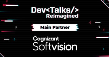 Cognizant Softvision – Partener Principal la DevTalks Reimagined